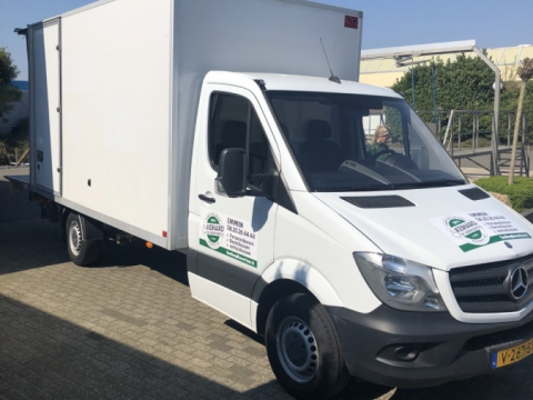 Mercedes Benz Sprinter I | 3 personen