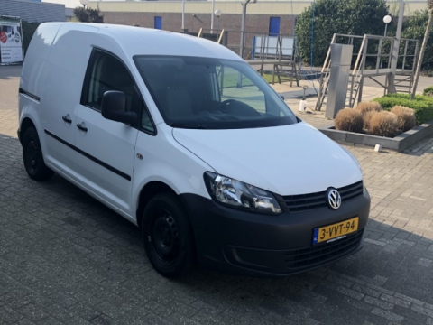 Volkswagen  Caddy met trekhaak | 2 personen